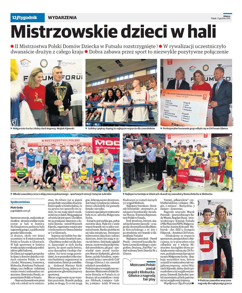 Mistrzostwa - media 2