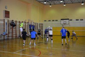 Sprawozdanie z V kolejki Company Volleyball League