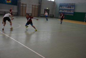 Sprawozdanie z XVII kolejki Company Futsal League