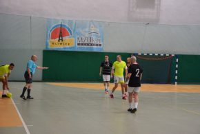 Sprawozdanie z XIX kolejki Company Futsal League