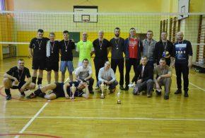 Sprawozdanie z IX i X kolejki Company Volleyball League