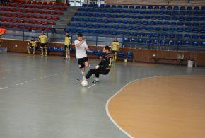Sprawozdanie z XXIV kolejki Company Futsal League