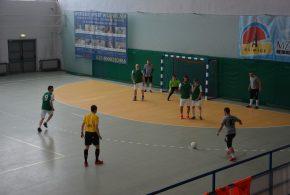 Sprawozdanie z XXV kolejki Company Futsal League