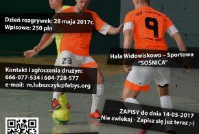 IV edycja Pucharu ligi futsalu Company Futsal League
