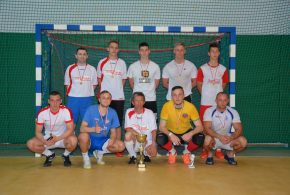 Sprawozdanie z IV edycji pucharu rozgrywek Company Futsal League