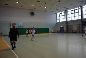 Sprawozdanie z XI kolejki Company Futsal League